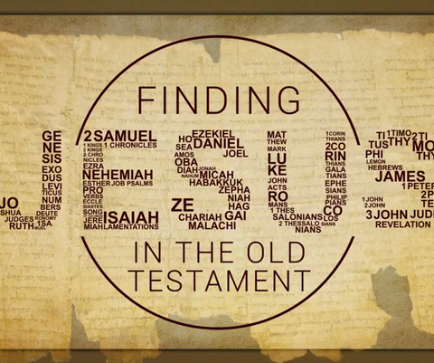 Finding Jesus in the Old Testament (video)