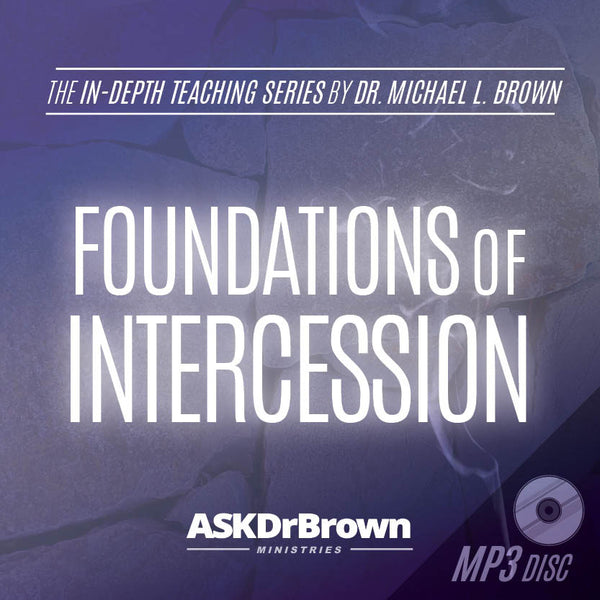 Foundations of Intercession SERIES [MP3 DISC]