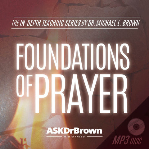 Foundations of Prayer SERIES [MP3 DISC]