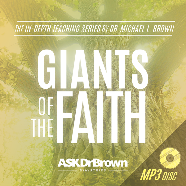 Giants of the Faith SERIES  [MP3 DISC]