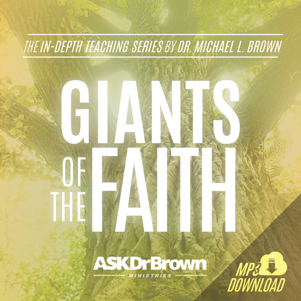 Giants of the Faith SERIES [MP3 Audio Download]
