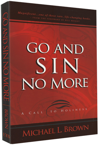 Go and Sin No More - A Call to Holiness