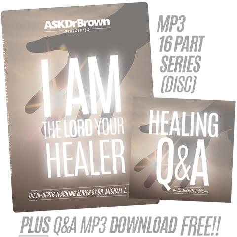 I AM the Lord Your Healer SERIES [MP3 DISC] + new QnA [Download]