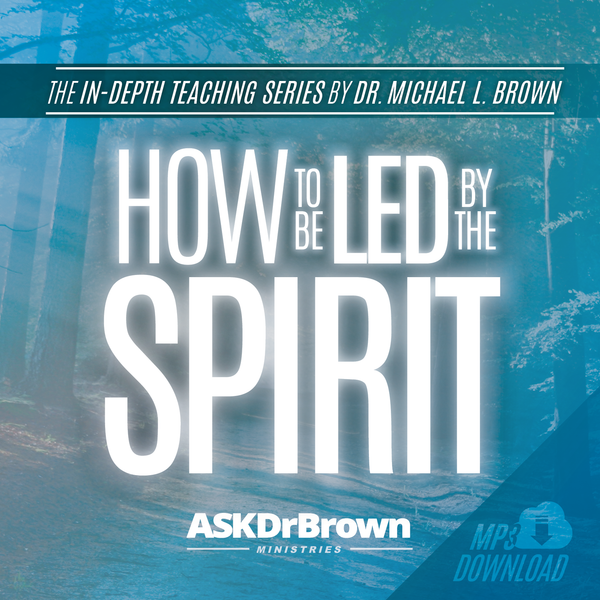 How to be Led by the Spirit SERIES [MP3 Download]
