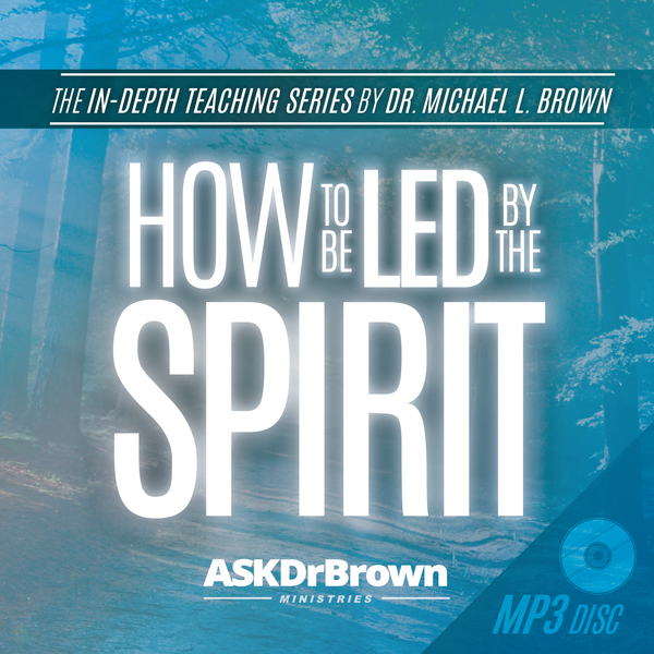 How to be Led by the Spirit SERIES [MP3 DISC]