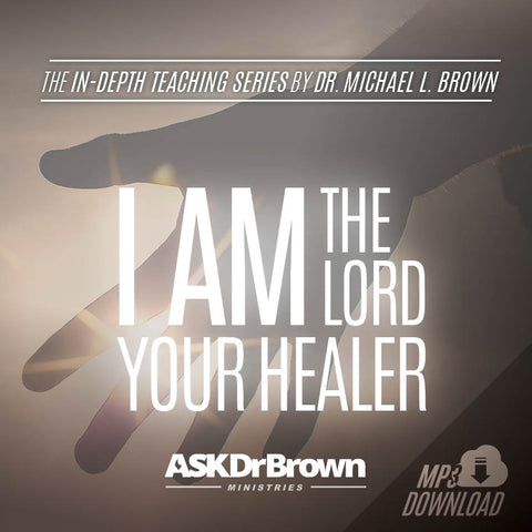 I AM The Lord Your Healer SERIES [MP3 Download] + BOOK(shipped) = Complete Course Set