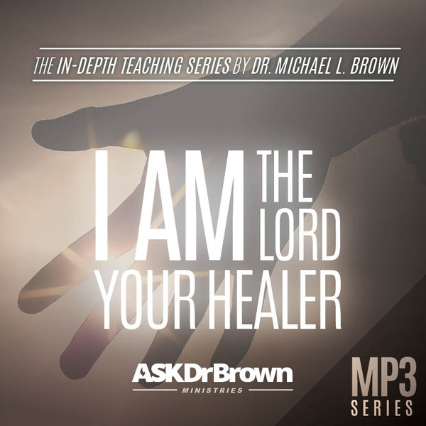 I am the Lord Your Healer SERIES [MP3 DISC]