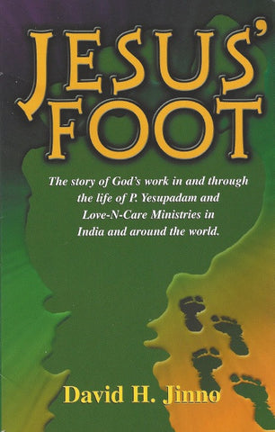*Clearance* Jesus' Foot [Book]