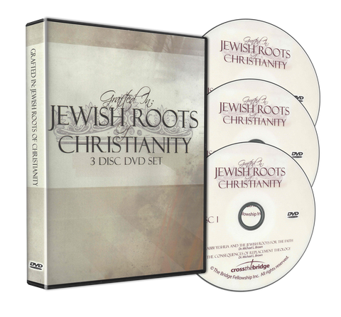 Grafted In: The Jewish Roots of Christianity [3 DVD SET!]