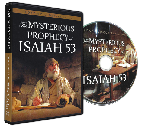The Mysterious Prophecy of Isaiah 53 [DVD]