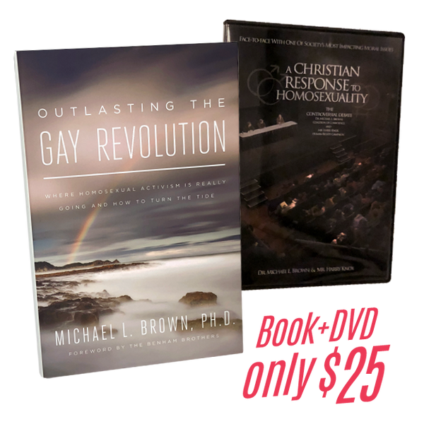 "*Special!* Order ""Outlasting the Gay Revolution"" and get the Debate DVD FREE!"
