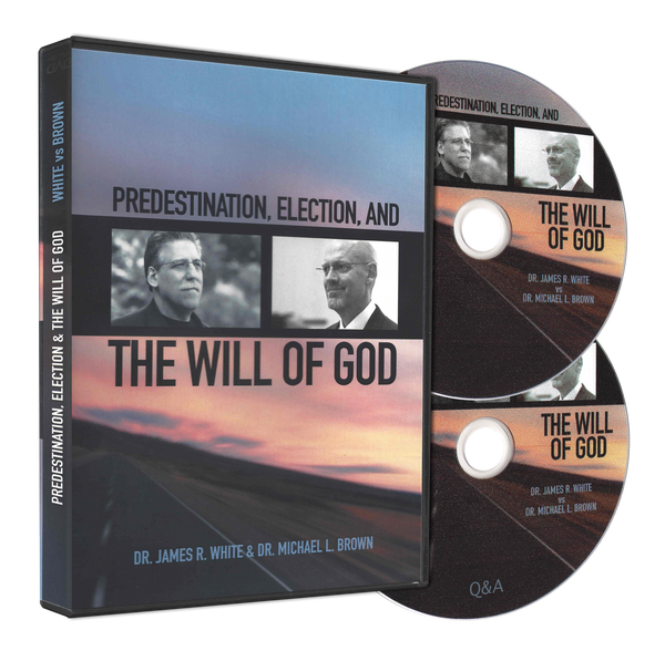 DEBATE: Predestination, Election, and The Will of God: White / Brown Debate DVD/Digital Download