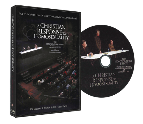 A Christian Response to Homosexuality. Brown / Knox Debate DVD/Digital Download