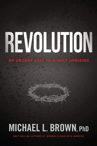 *PRE-RELEASE* Revolution - An Urgent Call to A Holy Uprising