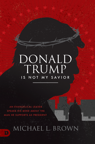 Donald Trump Is NOT My Savior (imperfect)