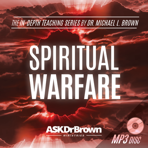 Spiritual Warfare SERIES [MP3 DISC]