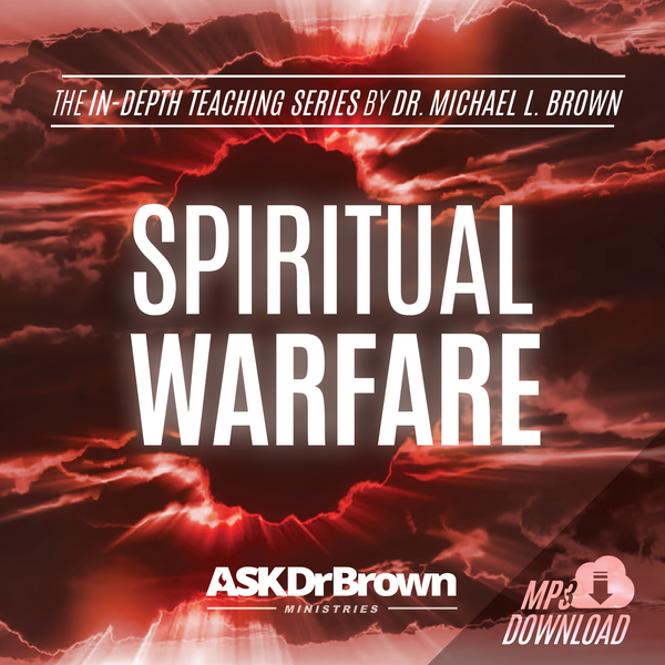 Spiritual Warfare SERIES [MP3 Audio]