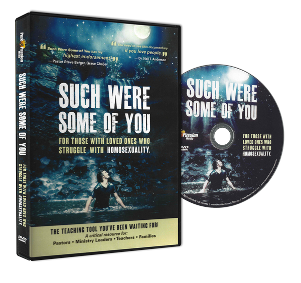Such Were Some of You and Is Homosexuality America's Greatest Moral Crisis? DVD Bundle
