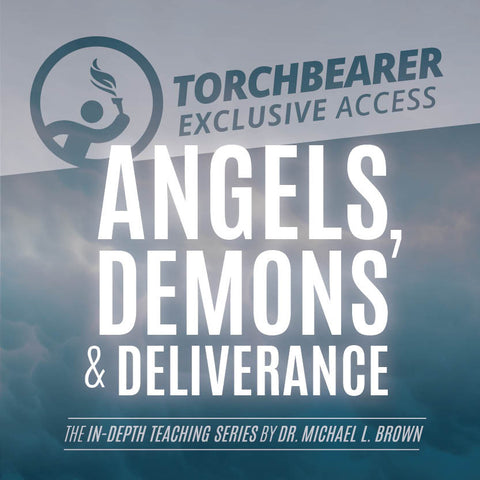Angels, Demons, and Deliverance Online Audio