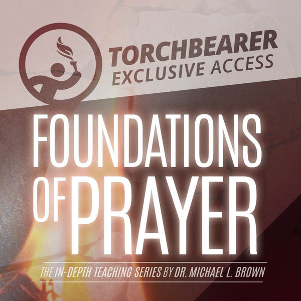 Foundations of Prayer Online Audio - 02