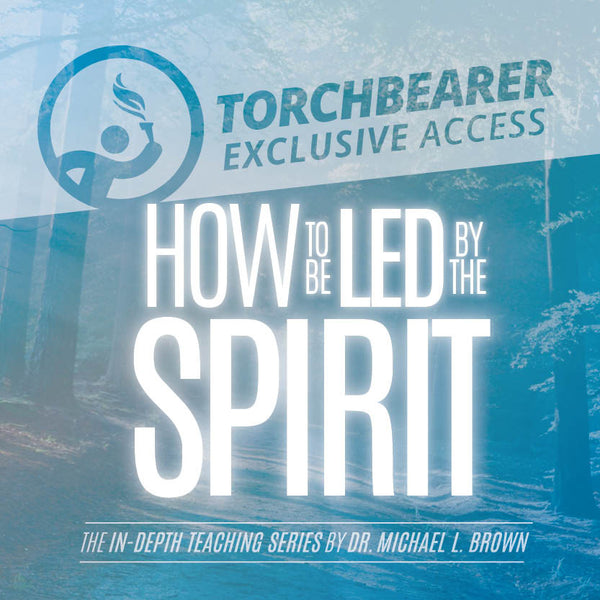 How To Be Led By The Spirit Online Audio - 07