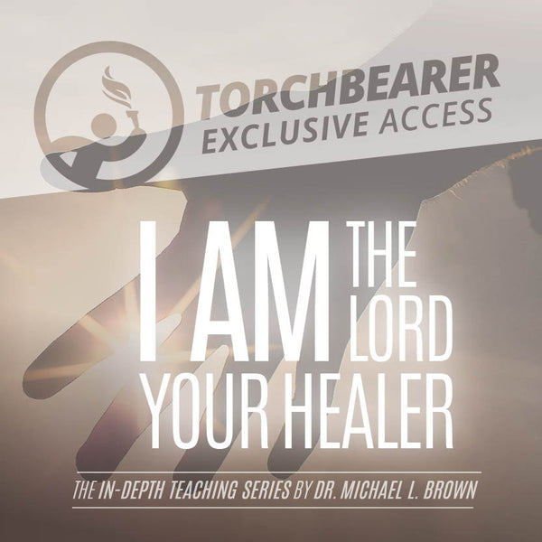 I Am The Lord Your Healer Online Audio - 16