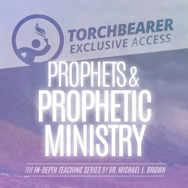 Prophets and Prophetic Ministry Online Audio