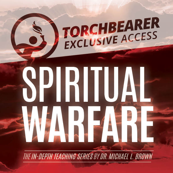 Spiritual Warfare Online Audio - 08