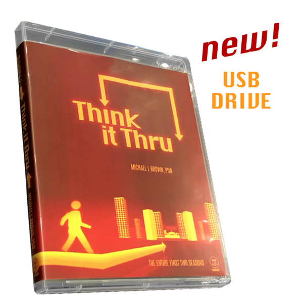 Think It Thru - Complete Series - 22 Episodes (USB)