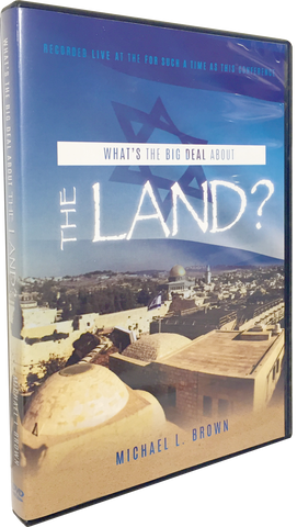 DVD-What's the Big Deal About the Land?