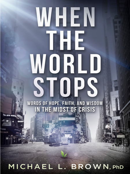 When the World Stops - Words of Hope, Faith, and Wisdom in the Midst of Crisis (imperfect)