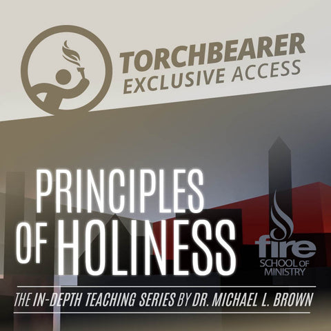 *Principles of Holiness - Online Class