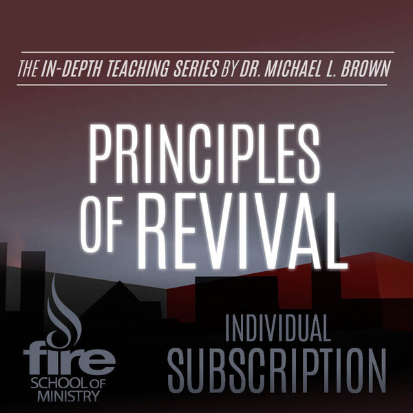 Principles of Revival Class (Individual Subscription)