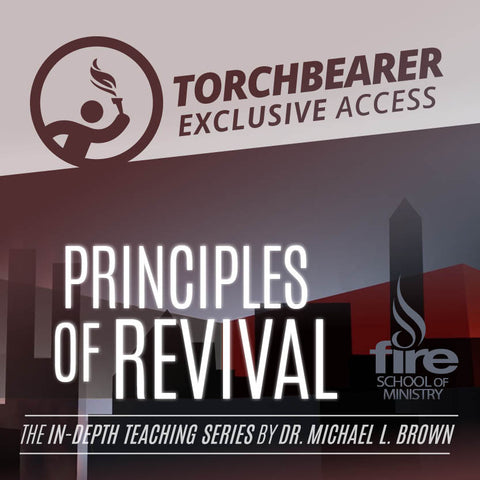 *Principles of Revival - Online Class