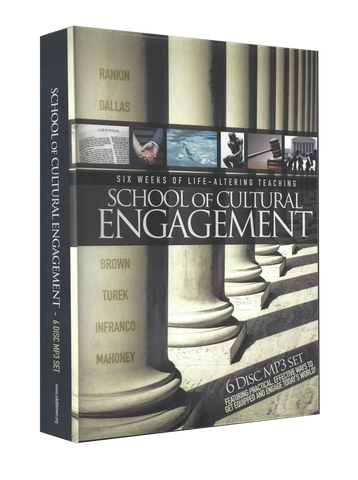 School of Cultural Engagement SERIES - Full Course Set [MP3 6-Disc Set]