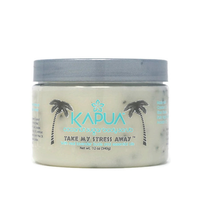 Take My Stress Away Sugar Body Scrub (Lavender) 12oz