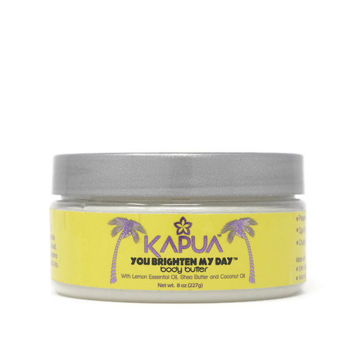 You Brighten My Day Body Butter (Lemon) 8oz