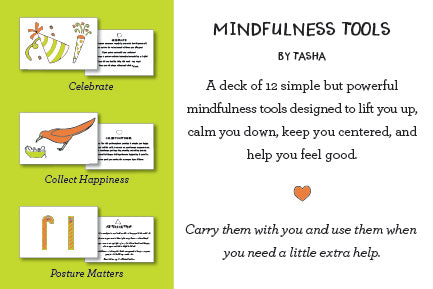 Mindfulness Cards - Deck 1