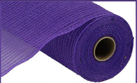 "10.5""X10yd FABRIC MESH Purple - unique in the creek canada"