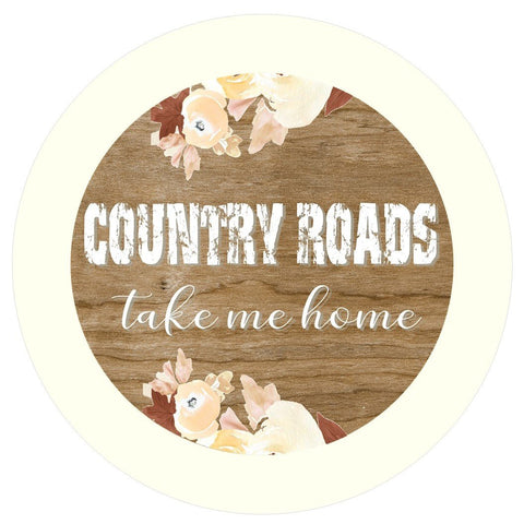 "653. Take me home, Country roads ""VINYL"" image center"