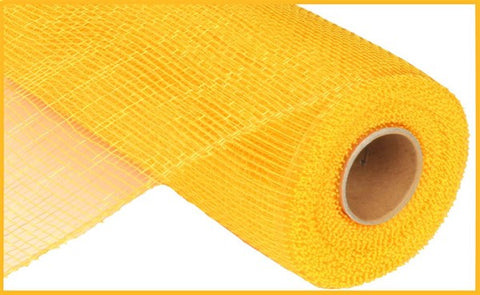"10.25"" x 10yd Two Tone Yellow/Gold Value mesh - unique in the creek canada"