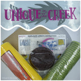 UITC™ All in One Signature Sunflower Wreath Kit - unique in the creek canada