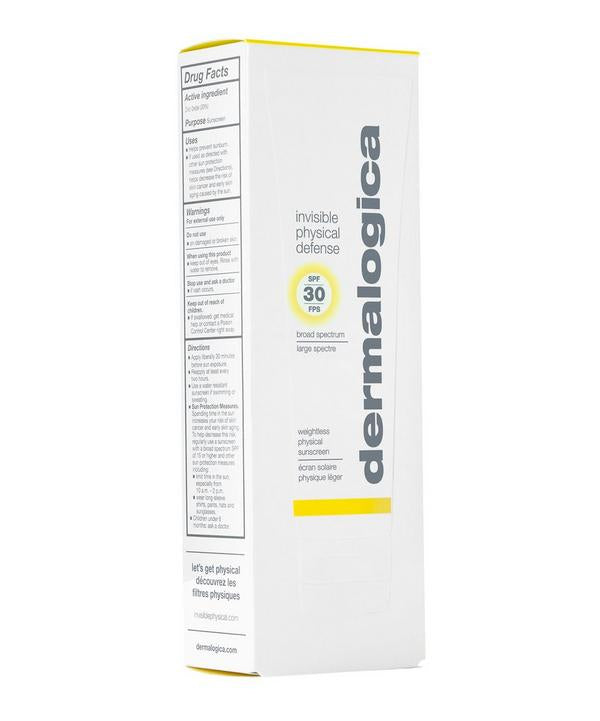 Dermalogica Invisible Physical Defense SPF30 50 мл