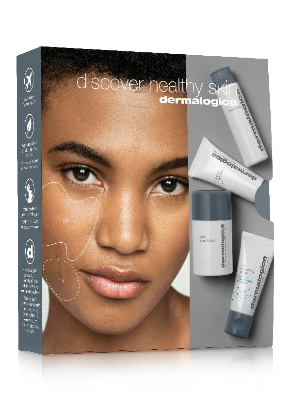 Dermalogica discover healthy skin