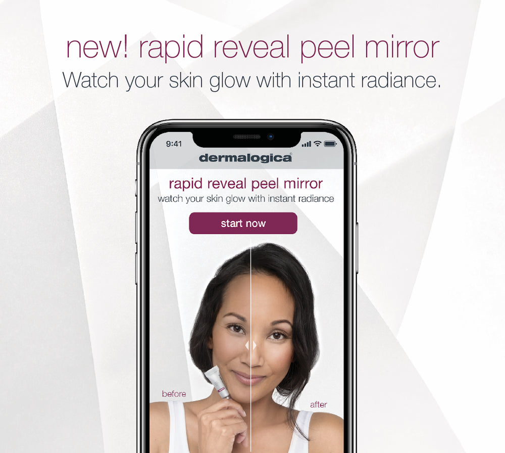 Dermalogica rapid reveal peel 10 тюбиков x 3 мл