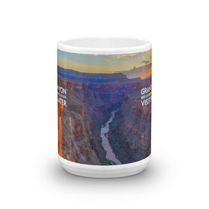 Grand Canyon Visitor Center Mug