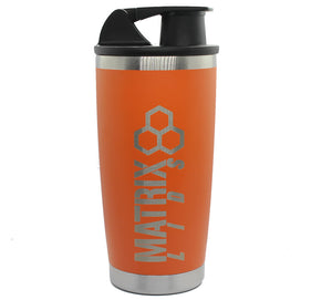 Matrix Shaker - 20oz Orange