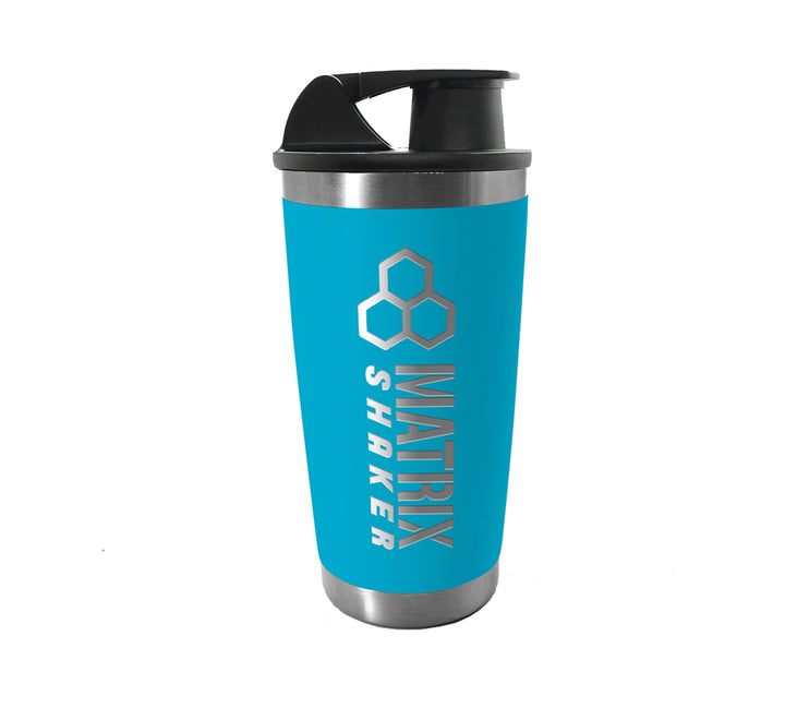 Matrix Shaker - 20oz Blue