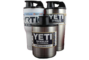 Spill Proof Lid For Yeti