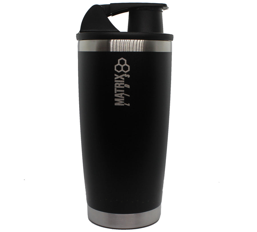 Matrix Shaker - 20oz Black